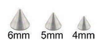 NAKRęTKA KOLEC 6x6mm gwint 1,6mm