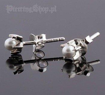 kolczyki do uszu PEARL [STF-364]