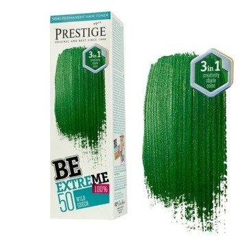 toner do włosów BeEXTREME PRESTIGE - WILD GREEN