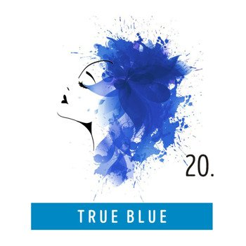 toner do włosów FUNKY COLOR - TRUE BLUE [20]