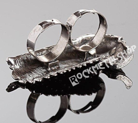 pierścień CZASZKA