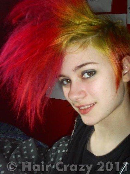 toner do włosów FOXY RED