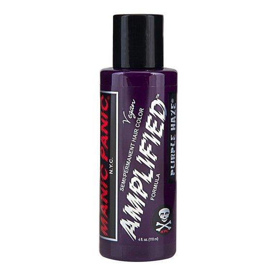 toner do włosów MANIC PANIC AMPLIFIED - PURPLE HAZE 118ml  5-6 tygodni na włosach