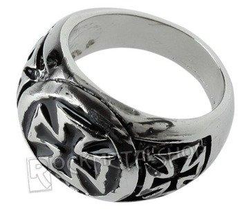 pierścień KRZYŻ