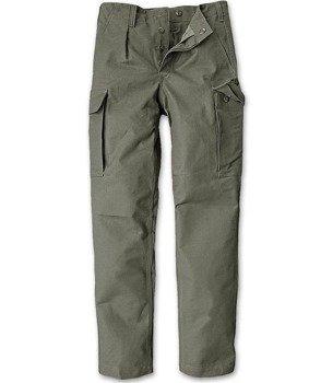 spodnie bojówki MOLESKIN oliv