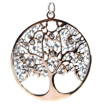 zawieszka/wisior TREE OF LIFE BRONZ