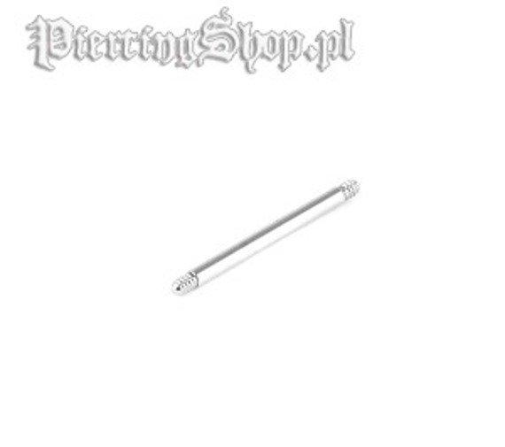 PRęCIK PROSTY BARBELL grubość 1,2mm