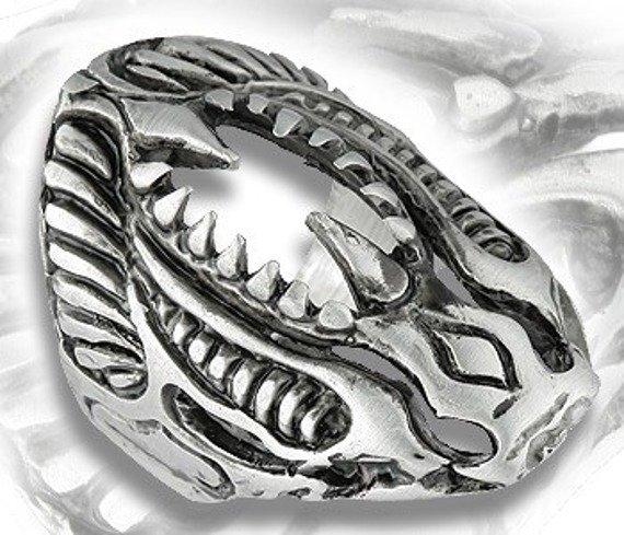 pierścień SZCZĘKI