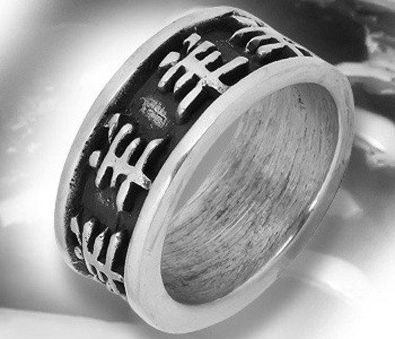 pierścień ZODIAK CHIŃSKI - OWCA