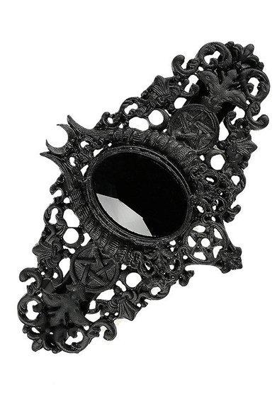 spinka do włosów HORNS BARETTE black